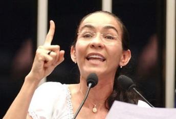 6 de junho - Heloísa Helena - política brasileira