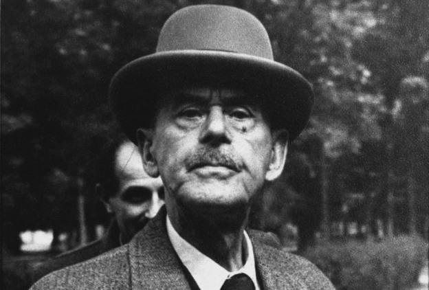 6 de junho - Thomas Mann, romancista alemão