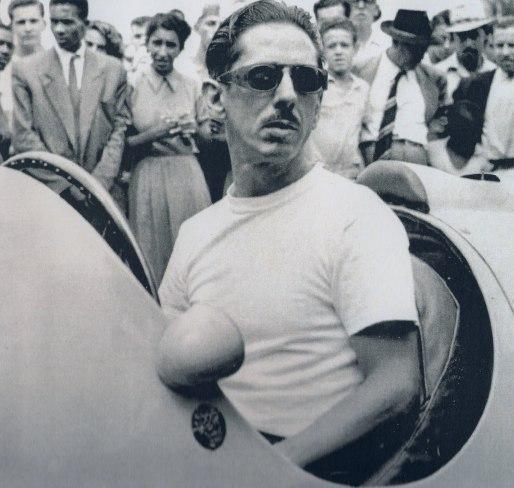 7 de junho - Chico Landi, automobilista brasileiro
