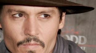 9 de junho - Johnny Depp - ator norte-americano