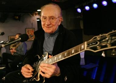 9 de junho - Les Paul, guitarrista e inventor norte-americano