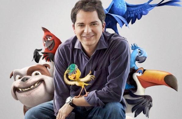 20 de Julho - Carlos Saldanha, diretor brasileiro