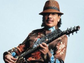 20 de Julho - Carlos Santana, músico mexicano