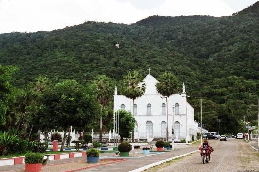 8 de Outubro - Igreja Matriz — Pacatuba (CE) — 148 Anos em 2017.