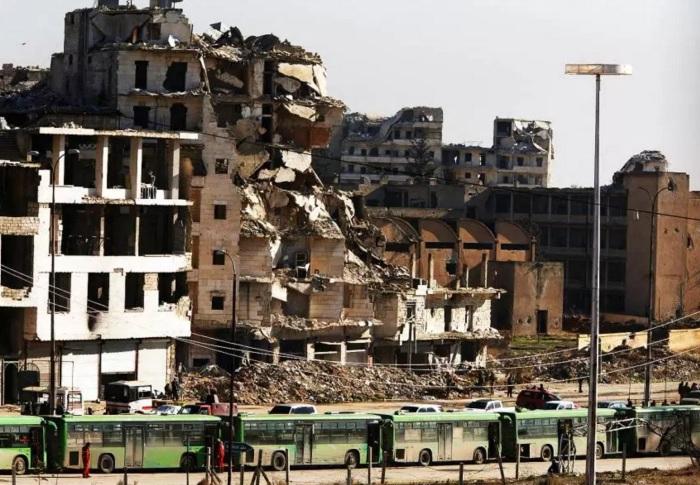 Mais 4.500 pessoas conseguem fugir de Aleppo - Genocídio na Síria e refugiados por todo o mundo.