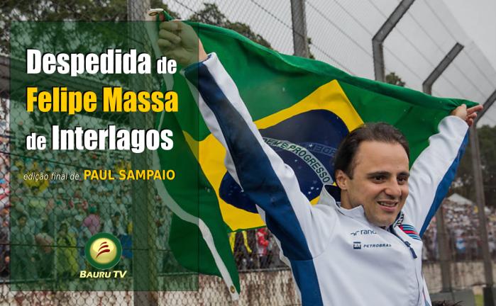 O piloto brasileiro Felipe Massa, da Williams