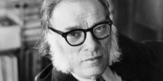 Portrait Of Isaac Asimov