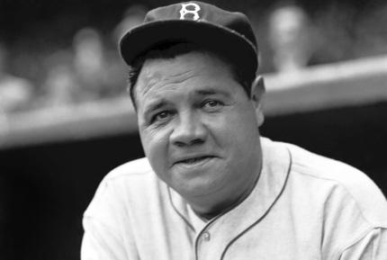 6-de-fevereiro-babe-ruth-jogador-de-beisebol-americano