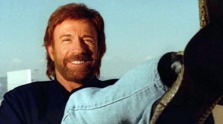 10 de Março - Chuck Norris, ator estado-unidense.