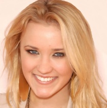 10 de Março - Emily Osment, atriz, cantora e compositora estadunidense.