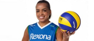 10 de Março - Fofão - atleta de voleibol, brasileira.