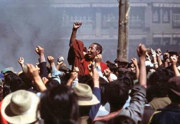 10 de Março - Revolta no Tibete em 1959