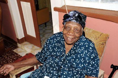 10 de Março - Violet Brown, supercentenária jamaicana.