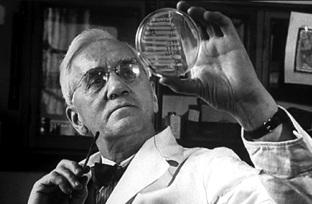 11 de Março - Alexander Fleming - cientista britânico