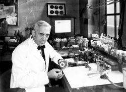 11 de Março - Alexander Fleming, cientista britânico