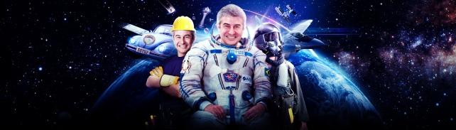 11 de Março - Marcos Pontes - astronauta - cosmonauta - brasileiro