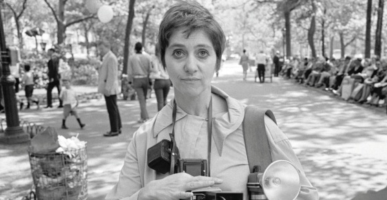 14 de Março - Diane Arbus, fotógrafa estado-unidense