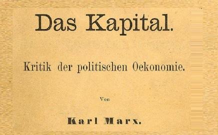 14 de Março - Karl Marx, filósofo e teórico político alemão - Das Kapital