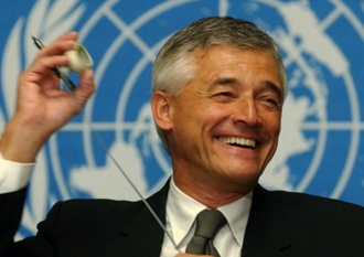 15 de Março - Sérgio Vieira de Mello, diplomata brasileiro