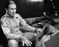 17 de Março - James Irwin, astronauta estado-unidense