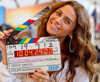 18 de Março - Giovanna Antonelli - atriz, brasileira.