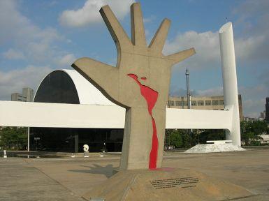 18 de Março - O Memorial da América Latina é um centro cultural, político e de lazer, inaugurado em 18 de março de 1989 na cidade de São Paulo, Brasil.
