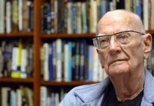 19 de Março - Arthur C. Clarke, escritor britânico