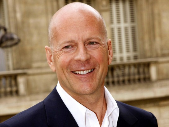 19 de Março - Bruce Willis - ator estado-unidense.
