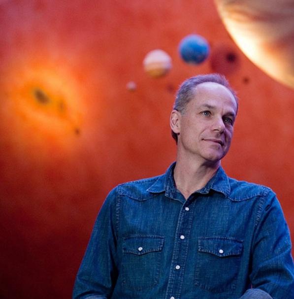 19 de Março - Marcelo Gleiser - físico, astrônomo e escritor brasileiro.