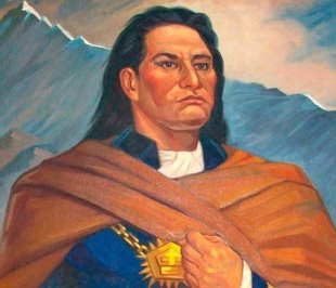 19 de Março - Túpac Amaru II, líder indígena peruano