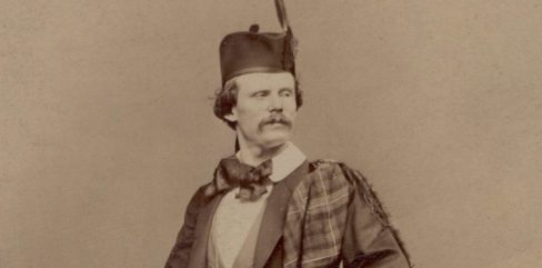 20 de Março - Daniel Dunglas Home, espiritualista escocês