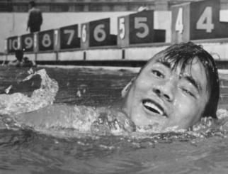 20 de Março - Tetsuo Okamoto - nadador brasileiro