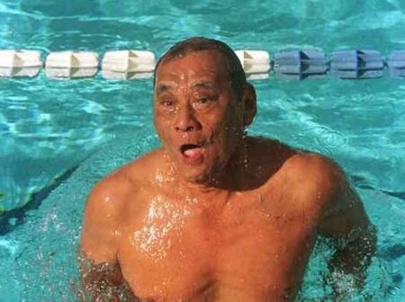 20 de Março - Tetsuo Okamoto, nadador brasileiro