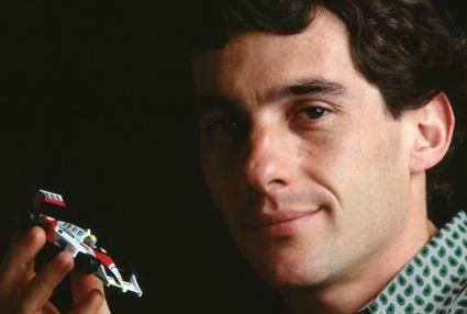 21 de Março - Ayrton Senna, automobilista brasileiro