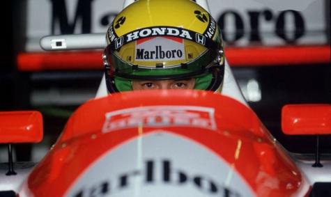 21 de Março - Ayrton Senna, automobilista, brasileiro