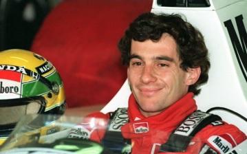 21 de Março - Ayrton Senna - automobilista, brasileiro