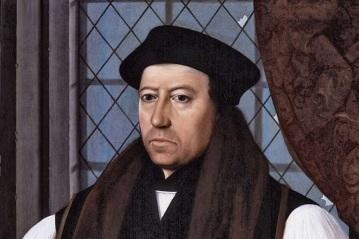 21 de Março - Tomás Cranmer, reformador e religioso inglês