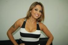 22 de Março - Alinne Rosa, cantora e atriz brasileira.