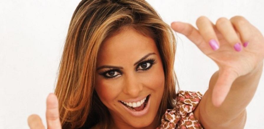 22 de Março - Alinne Rosa - cantora e atriz brasileira.
