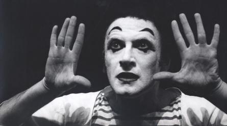 22 de Março - Marcel Marceau - ator e mímico francês