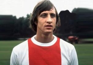 24 de Março - Johan Cruijff, futebolista e treinador de futebol neerlandês