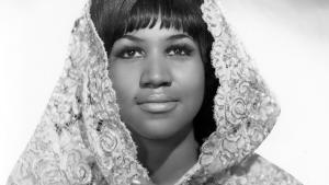 25 de Março - Aretha Franklin, cantora estado-unidense.