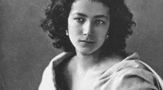 26 de Março - 1923 — Sarah Bernhardt, atriz francesa (n. 1844).