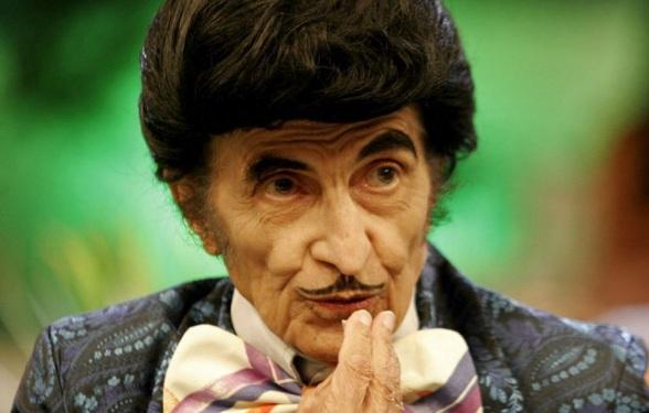 26 de Março - 2015 — Jorge Loredo - humorista brasileiro (n. 1925).