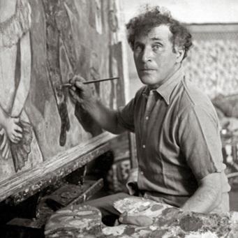 28 de Março - 1985 — Marc Chagall, pintor russo (n. 1887).