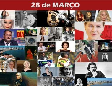 28 de Março - Poster do Dia