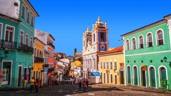 29 de Março - Centro Histórico de Salvador (BA).