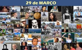 29 de Março - Poster do Dia