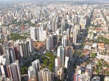 29 de Março - Tomada aérea de Curitiba (PR).