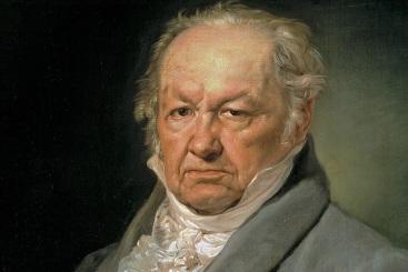 30 de Março - 1746 — Francisco de Goya, pintor espanhol (m. 1828). Retratou a tirania política em suas obras.